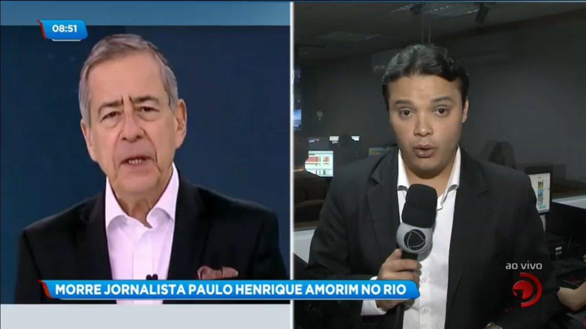 Morre, aos 77 anos, o jornalista Paulo Henrique Amorim ◼ #BalançoGeralAL https://t.co/uiltCSGwri https://t.co/efOeXV0se8
