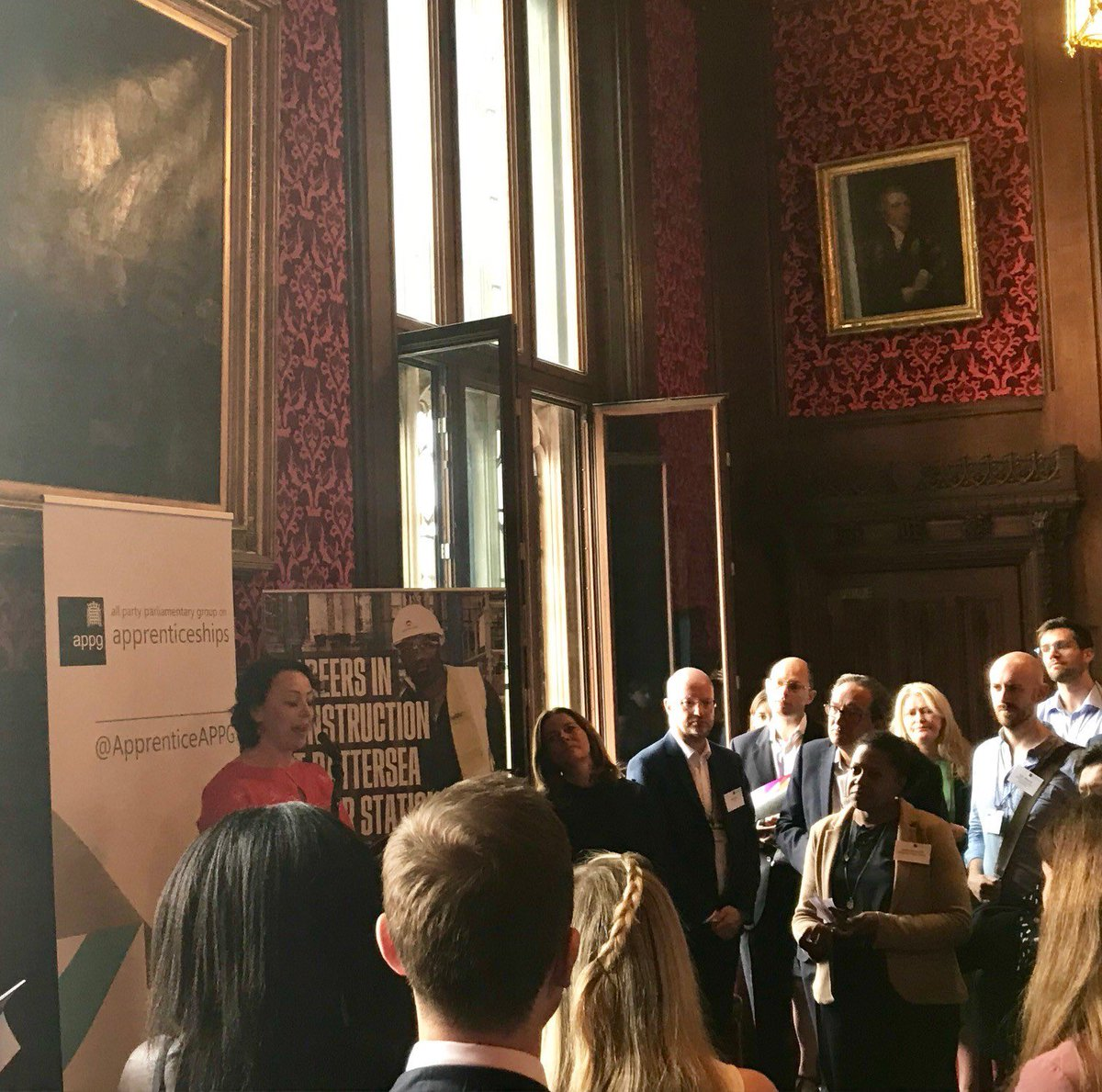 Delighted @AXAUK were in attendance at the @apprenticeappg 2018/19 report launch yesterday at the Houses of Parliament. Particularly great to hear from Co-Chairs @CatMcKinnell and @GillianKeegan on the importance of increasing no. of quality #apprenticeships.