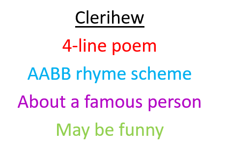 Today is National #Clerihew Day.  Here's one we created about one of the most important names in neuroscience ...   Neuropsychologist Donald Hebb Once proclaimed that the brain is a web. When he said that the brain is neuroplastic, Everyone agreed that is just fantastic.