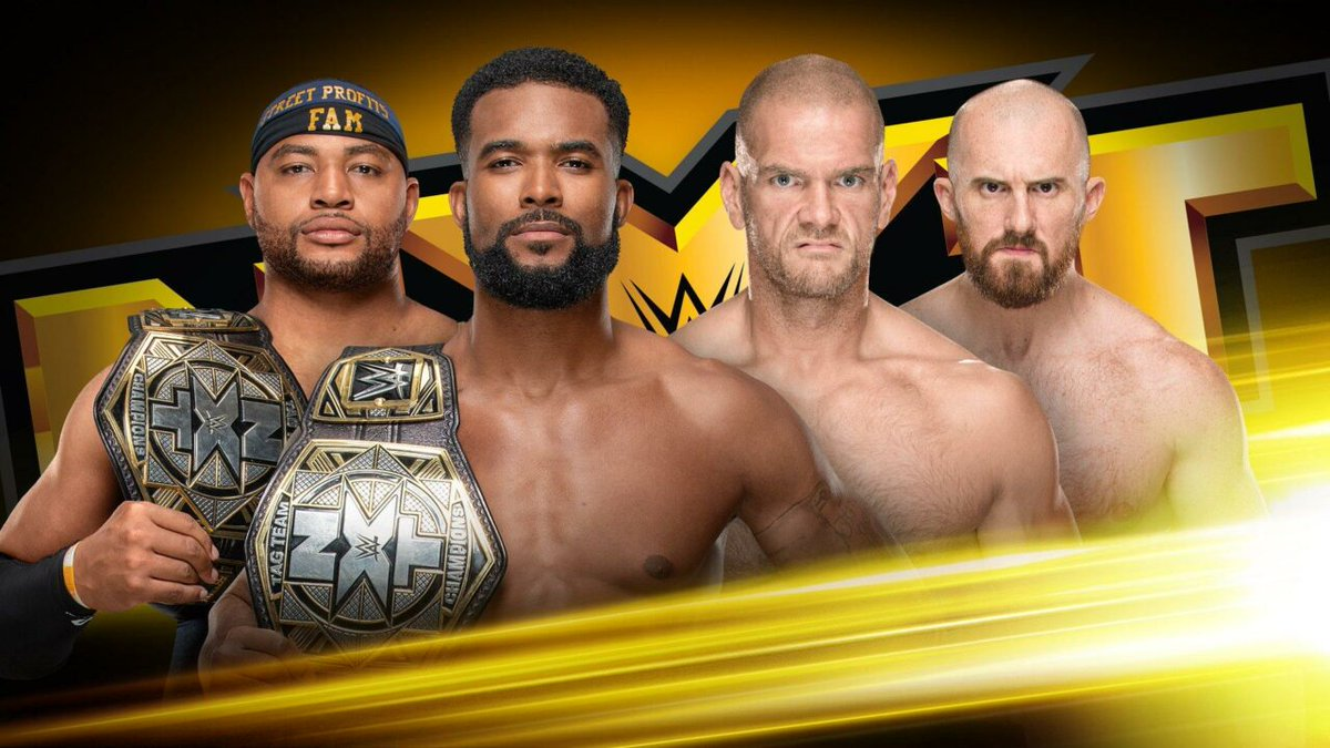 Spoilers: WWE NXT Tapings For Tonight (7/10)