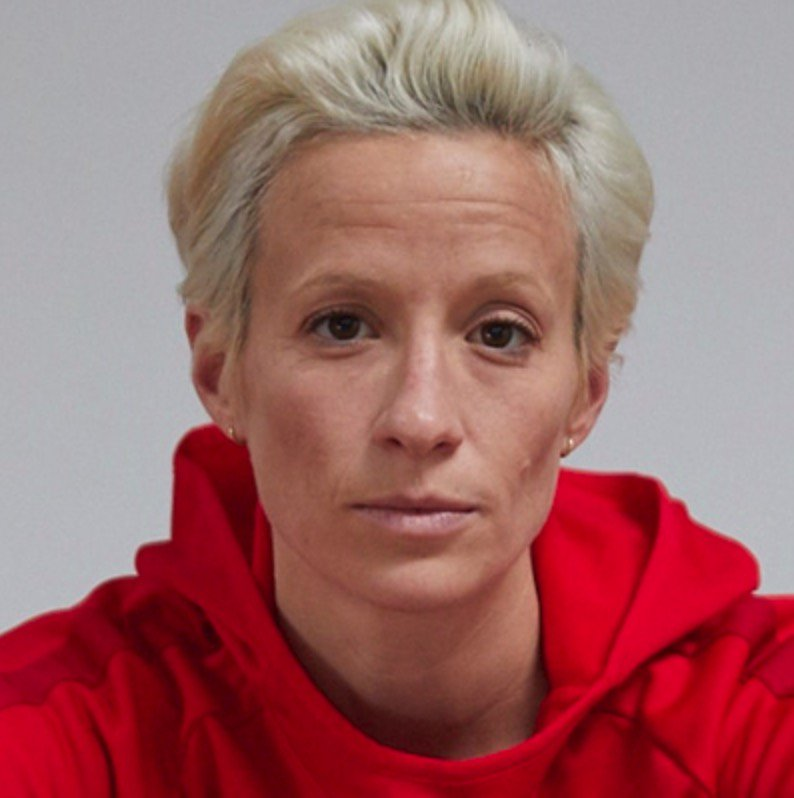 """If Megan Rapinoe is part of the #USWNTParade I choose not to watch. Instead of choosing to represent the USA, her biased """"political"""" opinions have clouded her love of """"country"""" and therefore I can't and won't take part if watching her in a parade on my television #RealTalk"""