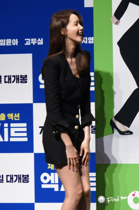 "[PHOTO] 190627 Yoona - ""EXIT"" Movie Press Conference D_Hx42sU4AAtrzv?format=jpg&name=small"