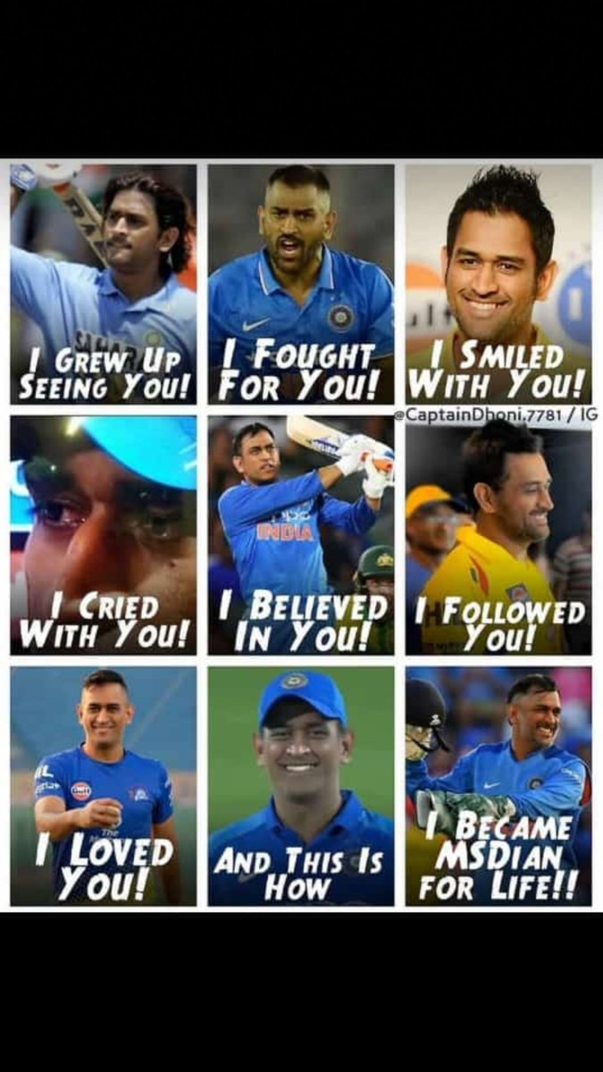 #indiavsNewzealand #Dhoni miss you Maahii #ICCWorldCup2019<br>http://pic.twitter.com/i72SgsybHS