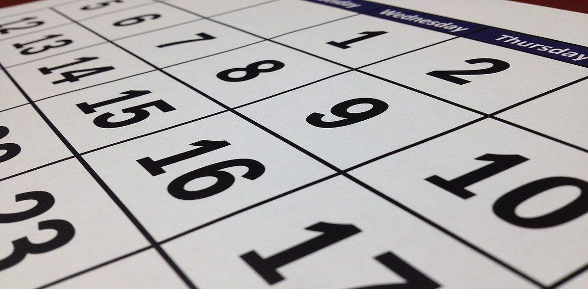 Calendario Escolar 2020 Cyl.Juventud Cyl On Twitter Ponte Al Dia Calendario Escolar 2019