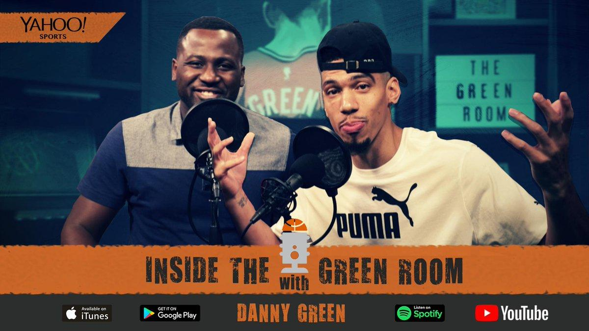 Inside The Green Room w/ @DGreen_14 #Lakers   Danny discusses trade to #LA and #Kawhi staying with #Clippers    @GreenRoomInside #InsideTheGreenRoom #NBA #NBATwitter #NBPA #NBAPodGod   Watch here 📺: https://www.youtube.com/watch?v=YemDn5olick…