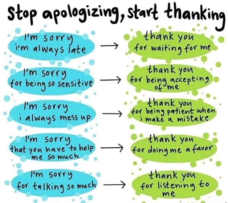 "Don't be sorry, #bethankful  ""Can We Help"" <br>http://pic.twitter.com/LZgbNUKwIt"