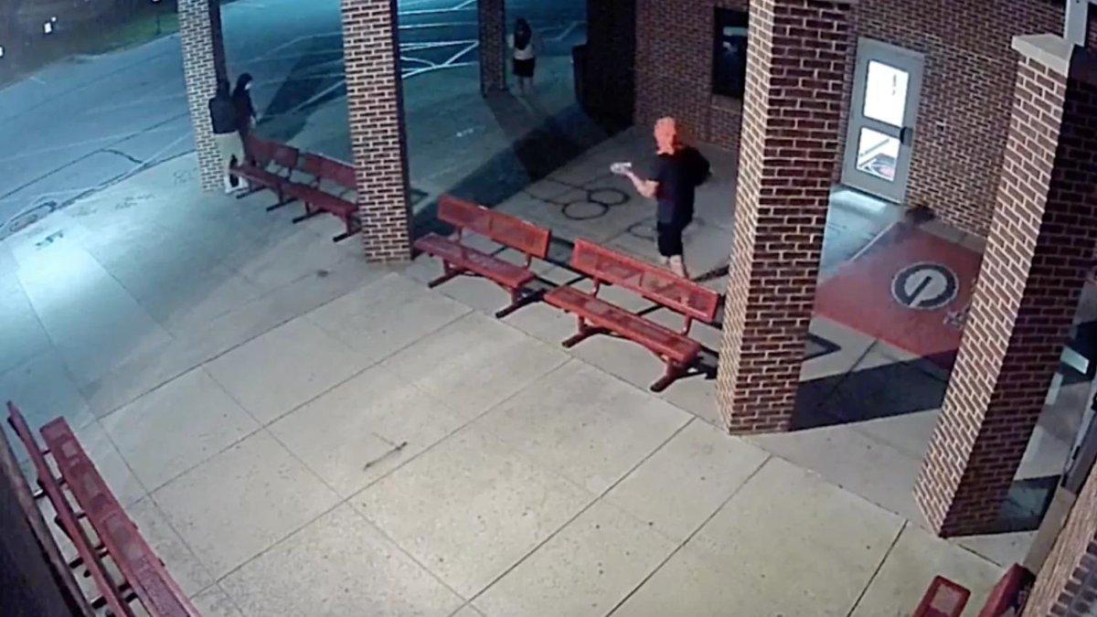 Automatic wifi login helped ID teens who vandalized school
