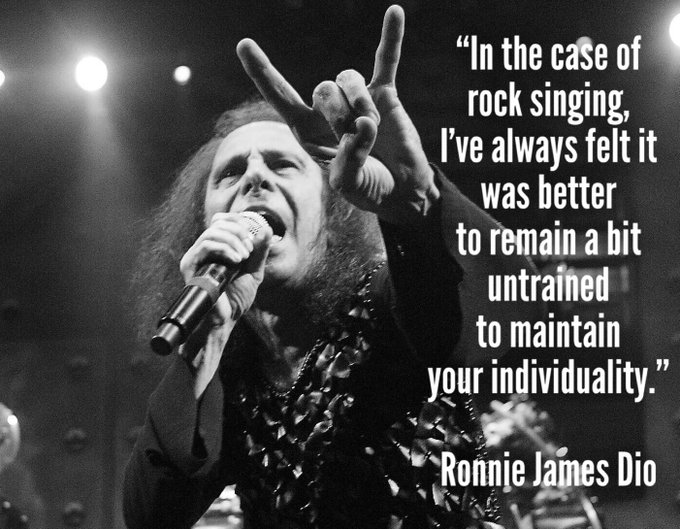 Ronnie James Dio's Birthday Celebration   HappyBday to