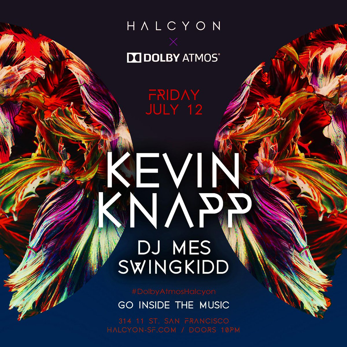 San Francisco! @Halcyon_SF is giving away 3 tickets to Kevin Knapp's show this Friday 7/12. To WIN reply with your favorite memory from your first show! We will pick winners 7/11 at 11AM PST.1 Ticket Per WinnerWinners must pick up tickets from Will Call before 12 AM Midnight