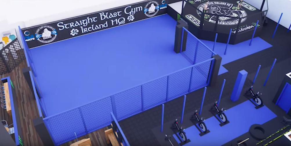 Watch: John Kavanagh unveils 3D rendering of state-of-the-art new SBG Ireland facility | https://themaclife.com/featured-posts/watch-john-kavanagh-unveils-3d-rendering-state-art-new-sbg-ireland-facility/…