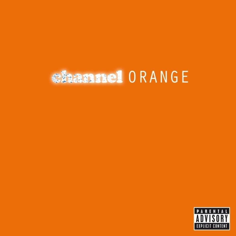 7 years ago today, Frank Ocean released his debut album 'Channel Orange'