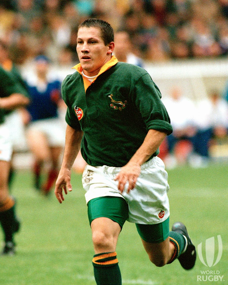 test Twitter Media - We are saddened to hear of the passing of @Springboks legend James Small, a member of their historic #RWC1995 winning side.  Rest in peace 🙏 https://t.co/5kcfWtZQ9X