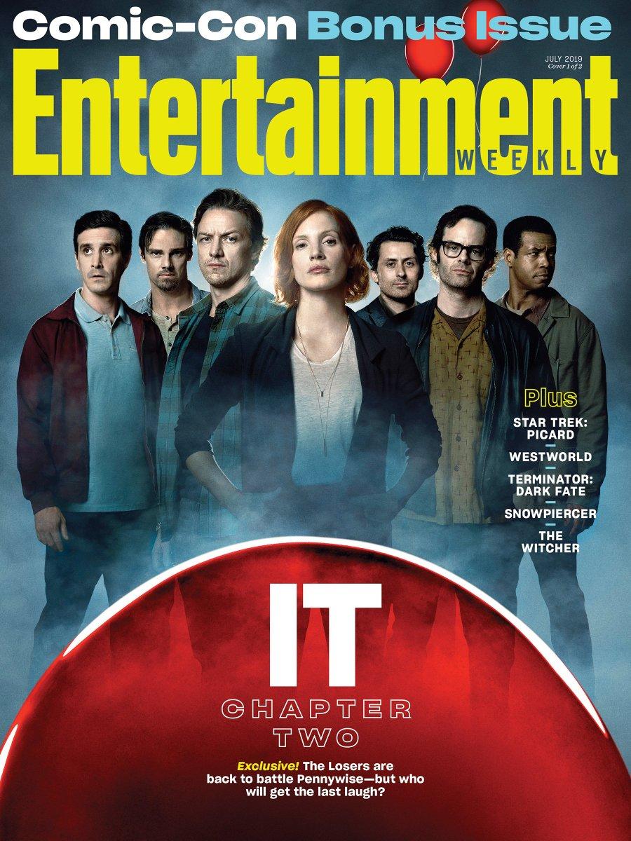 """""""IT 2"""" estrena nuevas imágenes y te vas a morir del susto"""