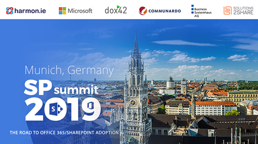 SPSummit in Munich