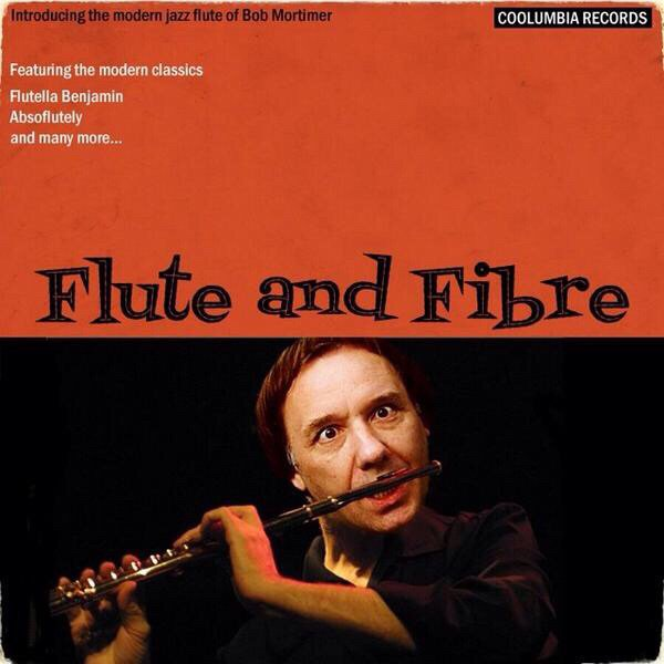 Download my flute album Flute and Fibre' today and get bonus tracks : 'They Flute Horses Don't They' 'The Flute of all Evil' and 'You Look Flutiful Tonight £8.00