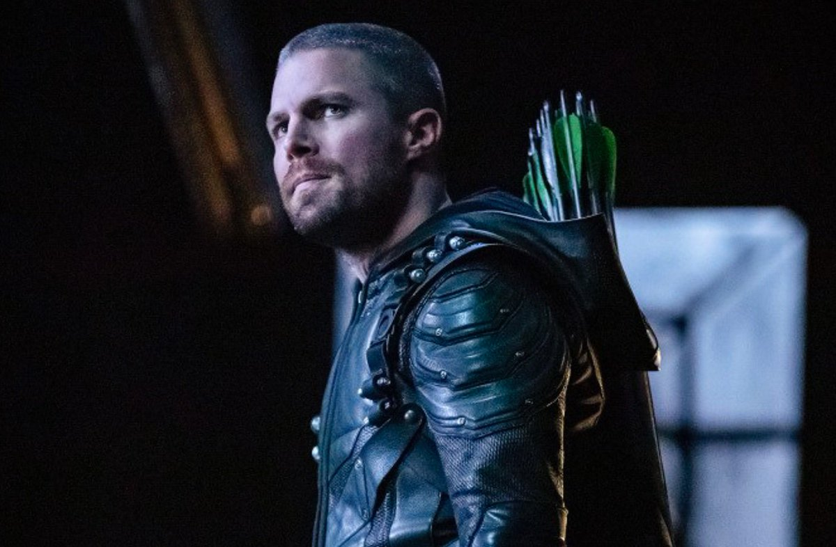 "#Arrow final season starts filming this Thursday. On location in ""The Fortress"" on Friday: ( http:// hollywoodnorth.buzz/2019/06/season -8-arrow-with-stephen-amell-starts-filming-its-final-season-in-vancouver-on-july-11th.html   … )<br>http://pic.twitter.com/zavWPkTOQ8"