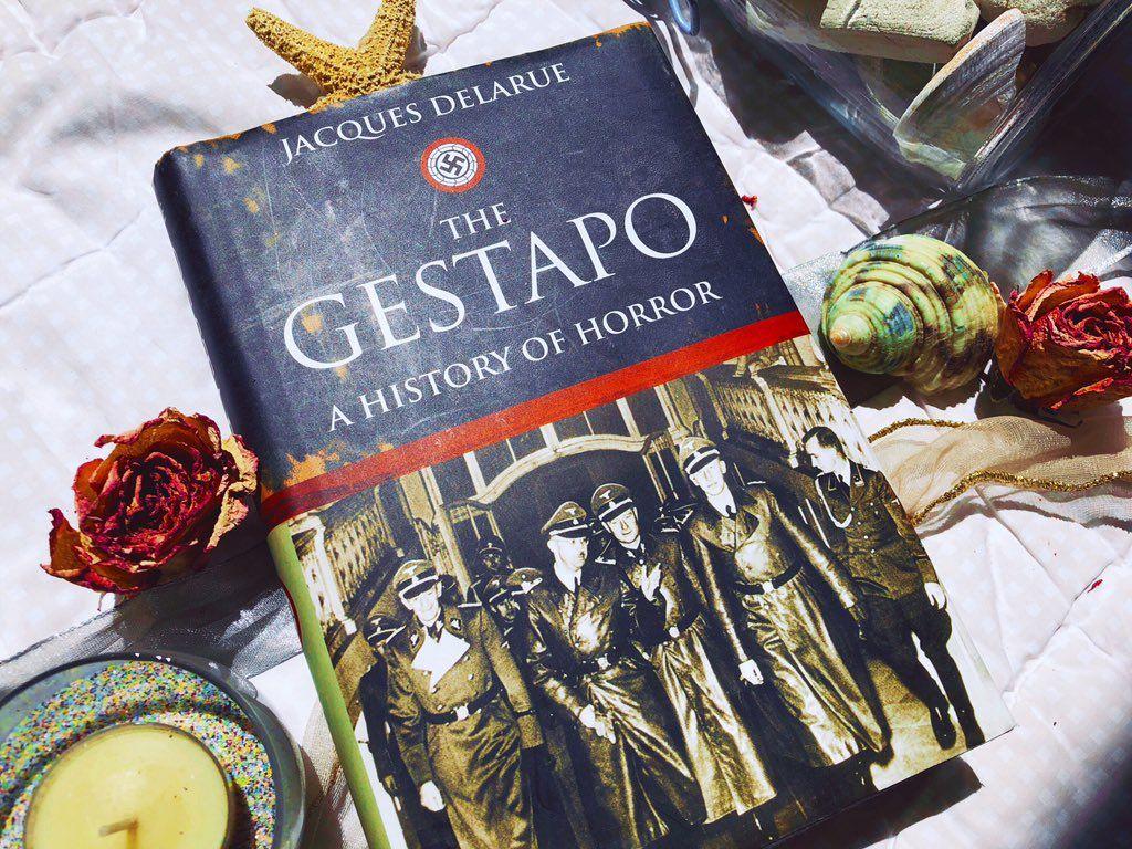 #BookReview of The Gestapo: A History of Horror >>  https:// buff.ly/2Jq8gr1      @TheBloggersPost @blogspacert @LovingBlogs @BibliophileRT  #BEECHAT #LittleBlogRTs #InfluencerRT #FierceBloggers #WW2History #WW2 #History #Gestapo #HistoricalFiction #HistoricalNonFiction #NonFiction<br>http://pic.twitter.com/95ZL3U3I7t