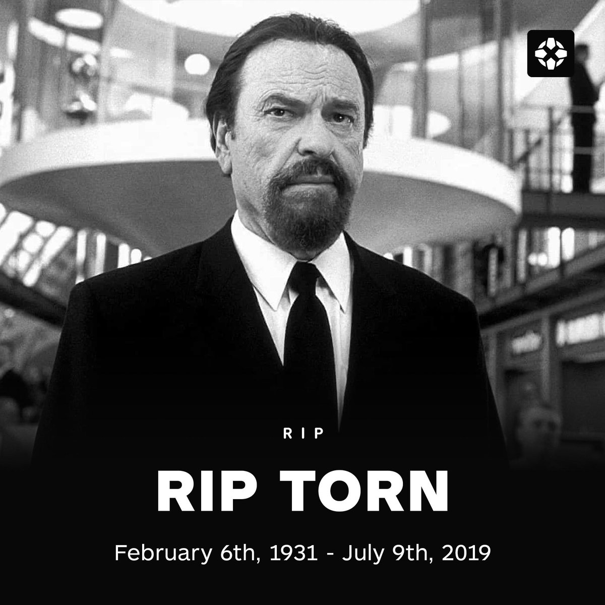 Legendary actor Rip Torn, best known for his roles in Men in Black, Dodgeball and The Larry Sanders Show, has died at the age of 88.