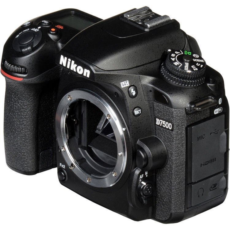 Лучшие профессиональные фотоаппараты никон