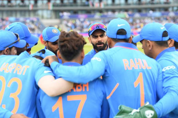 Firstly I want to thank all our fans who came in huge numbers to support the team. You made it a memorable tournament for all of us & we definitely felt the love showered upon the team. We are all disappointed & share the same emotions as you. We gave everything we had.Jai hind🇮🇳