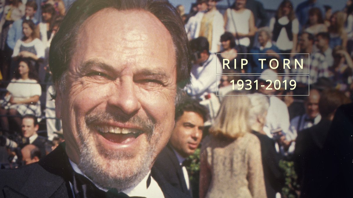 Emmy-winning actor Rip Torn has died at the age of 88 http://mag.time.com/TMMLwrb