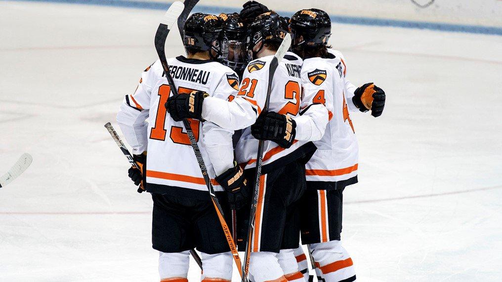 Princeton University Hockey Princetonhockey Twitter