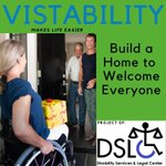 Image for the Tweet beginning: Visitability Project easy as 1. One