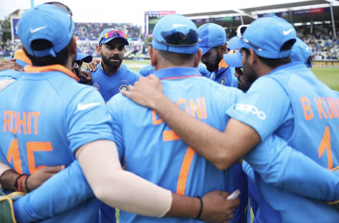 We win some, we lose some, but it's all about the sport & the spirit of the game that unites us all! Well played #TeamIndia!! @BCCI #WorldCupSemiFinal @cricketworldcup @ICC #IndvsNZ<br>http://pic.twitter.com/WMpVxJVGNO