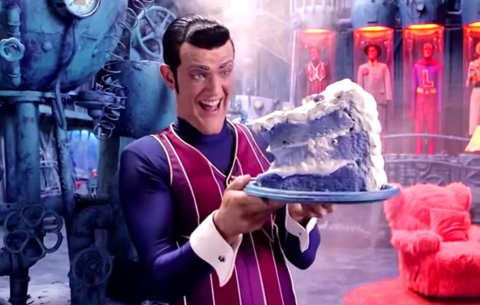 Happy Birthday to Stefan Karl Stefansson. You will forever be to me
