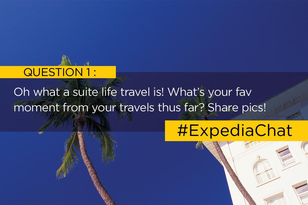 @Expedia's photo on #ExpediaChat