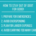 Image for the Tweet beginning: Sometimes debt is unavoidable, but