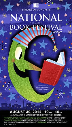 Are you a fan of the National Book Festival posters? We will unveil the 2019 poster tomorrow! In the meantime, check out ALL of the posters dating back to 2001, blogs.loc.gov/national-book-…. #NatBookFest