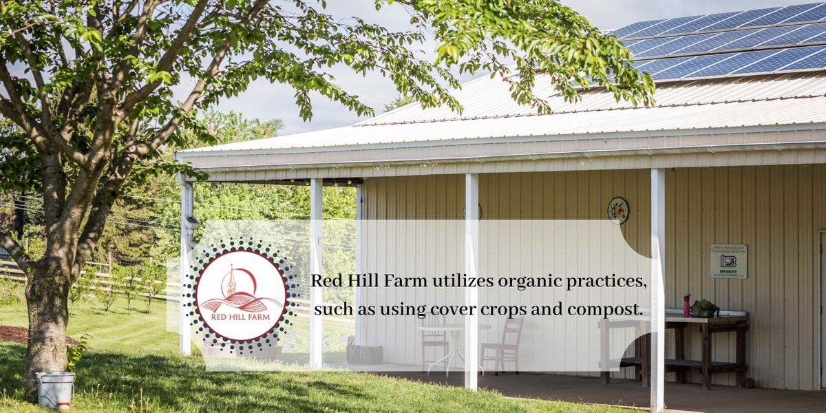 test Twitter Media - Red Hill Farm seeks to educate the community about agriculture through organic practices. Their new project, a pollinator garden, will educate locals about the importance of pollination. Consider donating toward the new garden! https://t.co/yGoyWPZ726 https://t.co/HfS17H7J9J