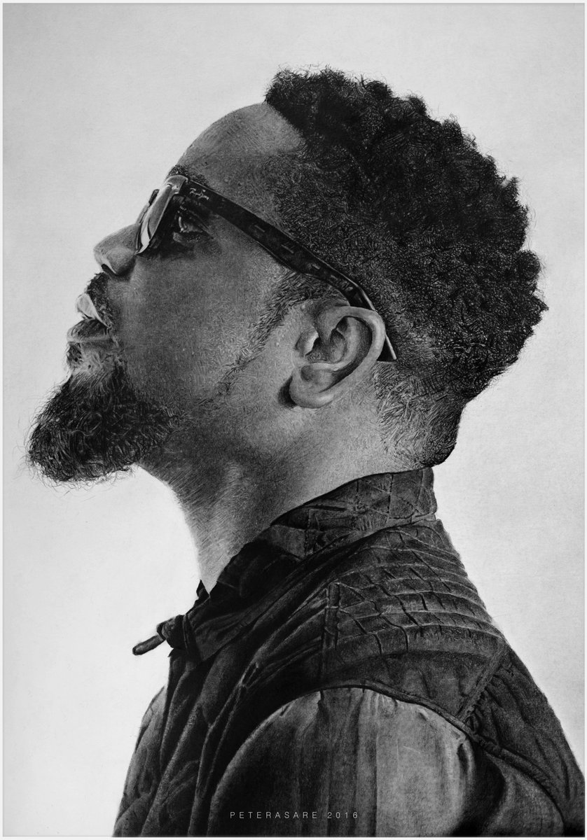 Peterasares tweet sarkodie happy birthday👑🎂 pencil