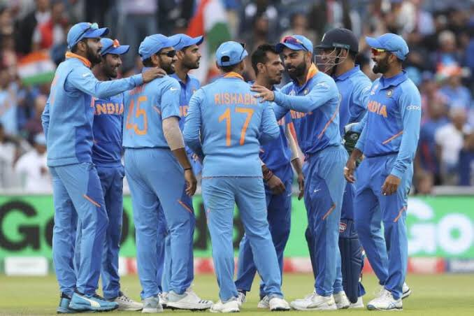Well played #TeamIndia. We are proud of you. Thank you for making it a memorable World Cup. #INDvsNZL #NZvsIND #ThankYouDhoni #SirJadeja #CWC2019<br>http://pic.twitter.com/OLfeyPMnuf