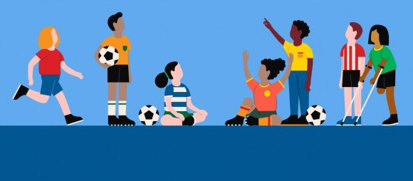 Today I took part in an important event: launch of @FIFAcoms Child Safeguarding Programme - FIFA Guardians- & its toolkit. It will enhance child safeguarding standards in ⚽️& ensure kids can enjoy the game in a safe environment & a culture of respect and understanding.