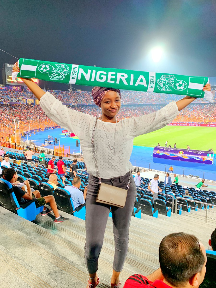 I Pledge To 🇳🇬 My Country ..... 🎊🎀💚💚 🦅 💪🏿 #SoarSuperEagles #AFCON2019 🇳🇬 #Cairo #NGASA