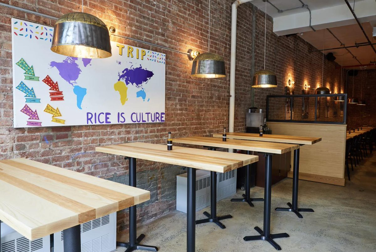 One of NYC's Most Acclaimed Chefs @CheffJJ Opens a Fast-Casual Rice Restaurant Today bit.ly/2NVhq2S via @EaterNY