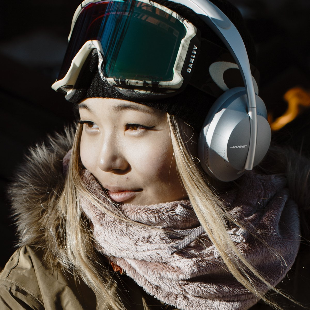 Yes, @ChloeKim! 2019 @ESPYS Best Female Action Sports Athlete. #ESPYS #BoseHeadphones https://bose.life/2HIy7K7