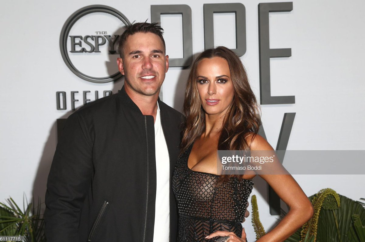 RT @Sean_Zak: Twitter, I'll leave this with you...  Brooks Koepka and Jena Sims at the ESPY's Pre-Party last night. https://t.co/NOGHTNn5Bt
