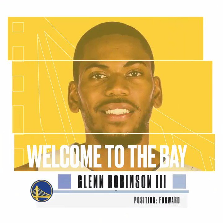 Welcome to The Bay, @GRIII