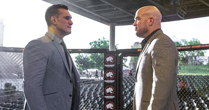 Tito Ortiz Talks MMA Fight With Alberto El Patron, Representing Supporters Of Trump's Wall