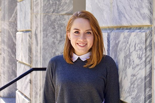 Congrats to Leigh Schlecht (#Emory2019), named a national ODK Leader of the Year & scholarship winner! Schlecht worked in @EmoryRoseMARBL Library for 3 years. Her supervisor: She's brilliant; I'm completely unsurprised she won this award. #Emory http://news.emory.edu/stories/2019/07/er_schlecht_odk/campus.html…