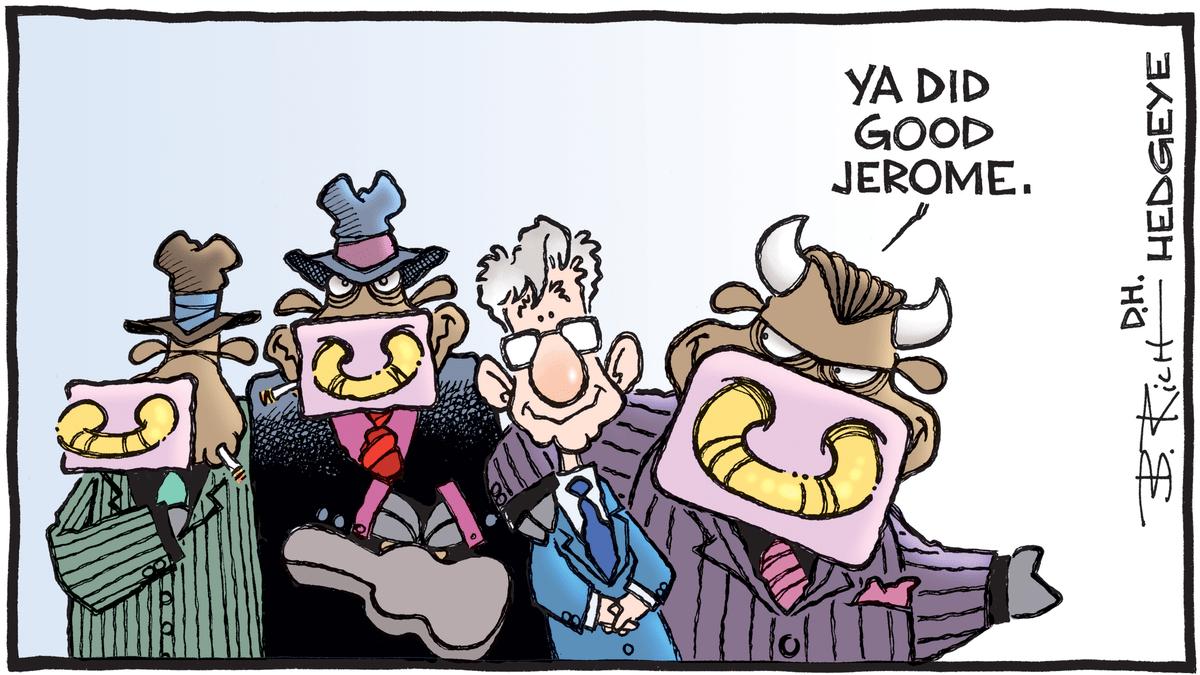 Tassi, la Fed dà una mano a Trump