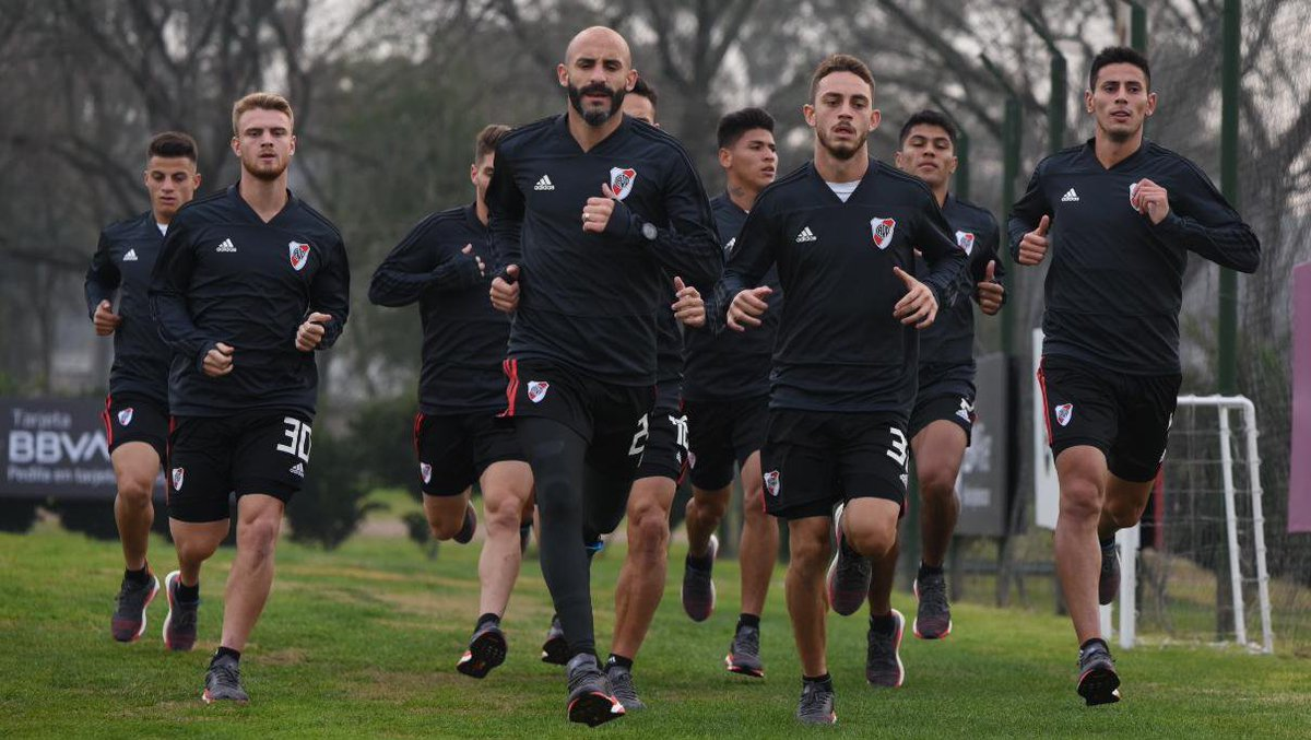 Gallardo ya tiene el equipo para la Copa Argentina