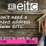 Image for the Tweet beginning: #EITC can mean an #IRS
