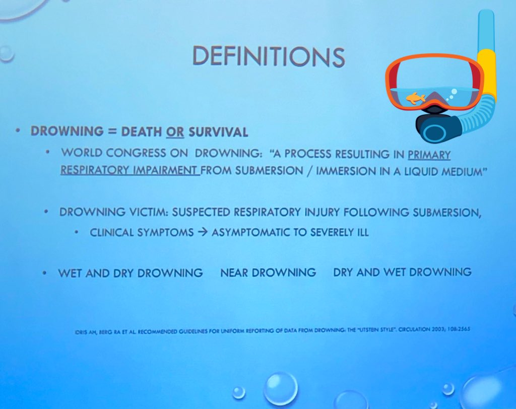 Drowning Emergencies