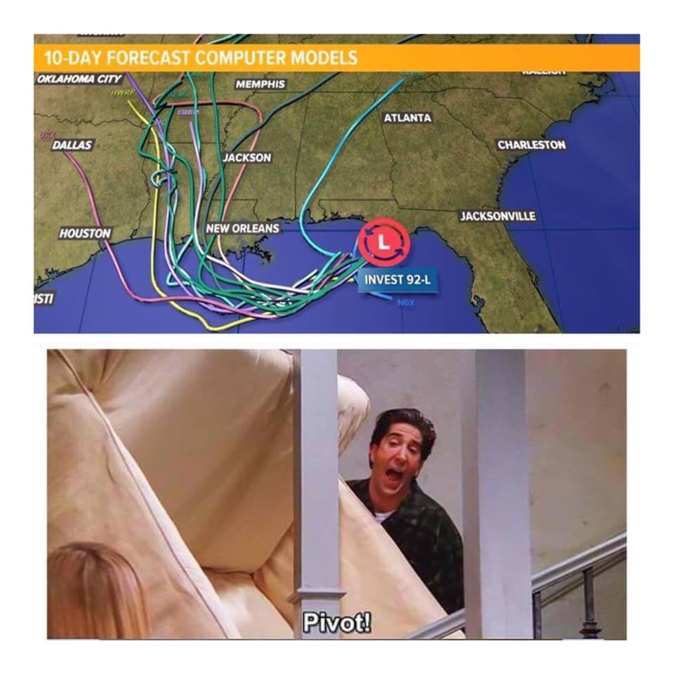 Everyone in Louisiana right now 😂💀#HurricaneBarry