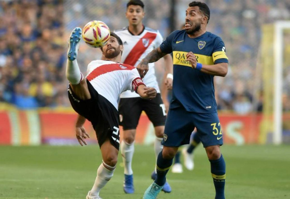 #Superliga | El superclásico River-Boca se jugará el 1º de septiembre