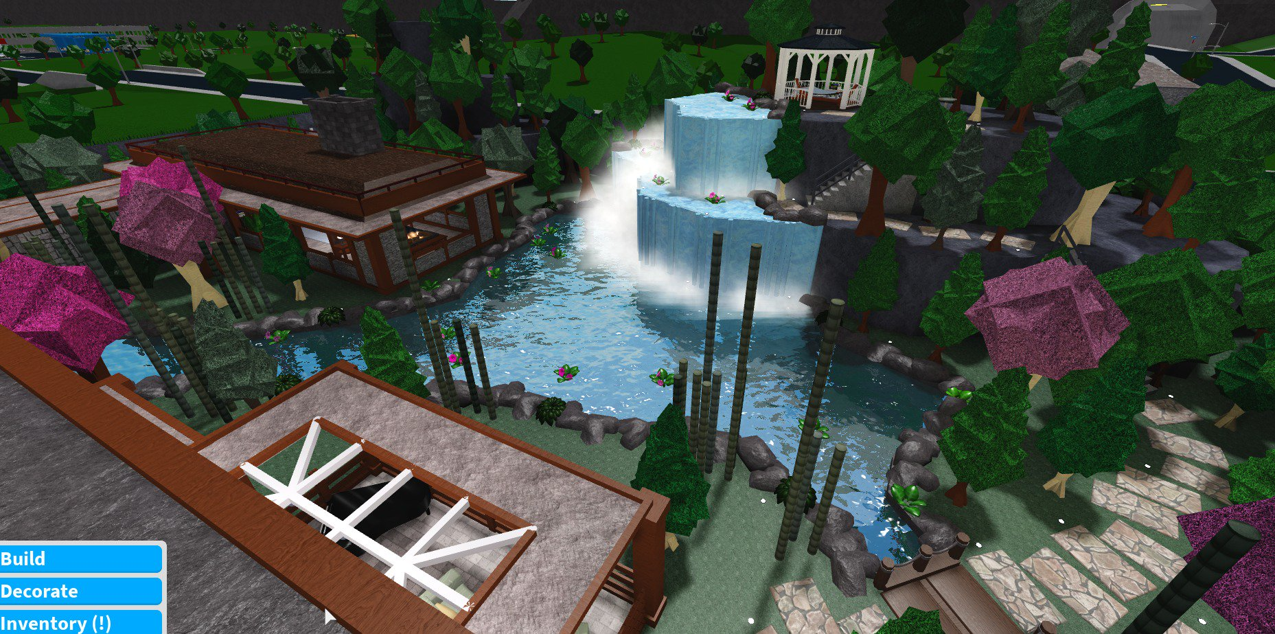 Jo On Twitter Japanese Inspired Build Front Aerial And Backyard Bloxburg Roblox Bloxburgbuild Bloxburgnews Rbx Coeptus